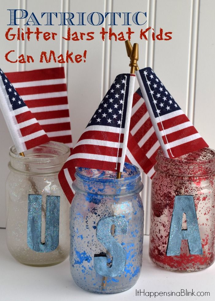 124 Best 4th Of July Crafts For Adults And Kids Images On