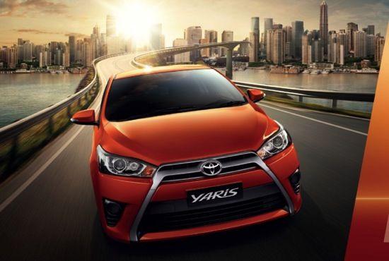ข้อมูลรถ Toyota Yaris 2014 รถรุ่นใหม่สไตล์คนเมือง