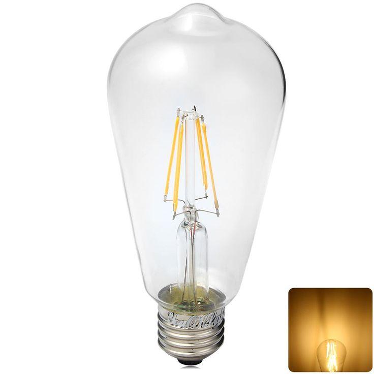 $16.46 (Buy here: https://alitems.com/g/1e8d114494ebda23ff8b16525dc3e8/?i=5&ulp=https%3A%2F%2Fwww.aliexpress.com%2Fitem%2FEnergy-Saving-LED-E27-Squirrel-Caged-COB-Globe-Bulbs-4-LEDs-Sapphire-Filament-Light-4W-380LM%2F32673471924.html ) Energy Saving LED E27 Squirrel Caged COB Globe Bulbs 4 LEDs Sapphire Filament Light 4W 380LM 3000K Brightness Led Lighting Bulb for just $16.46