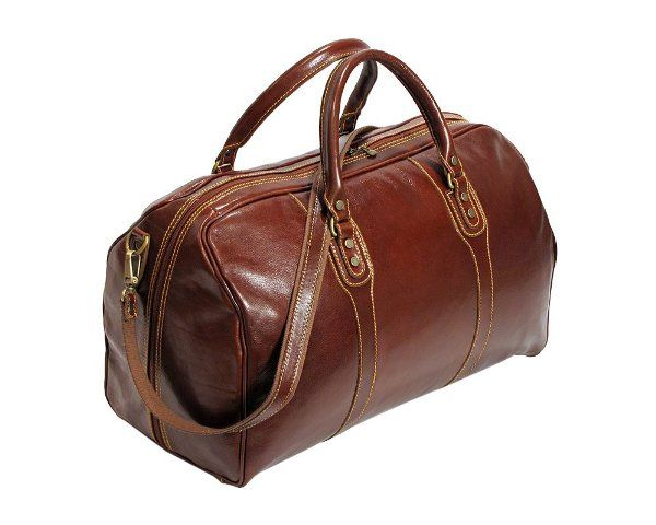 Leather Duffel Bags for Men