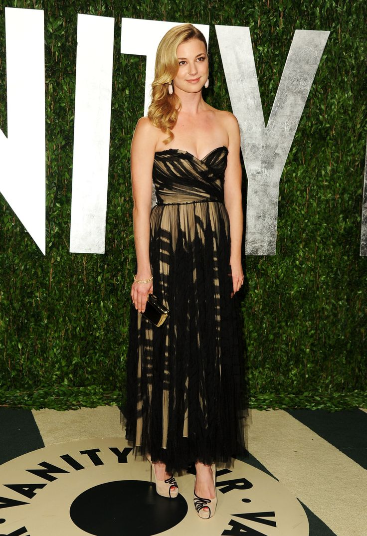Emily Van Camp @ Vanity Fair Oscar Party 2/26/12