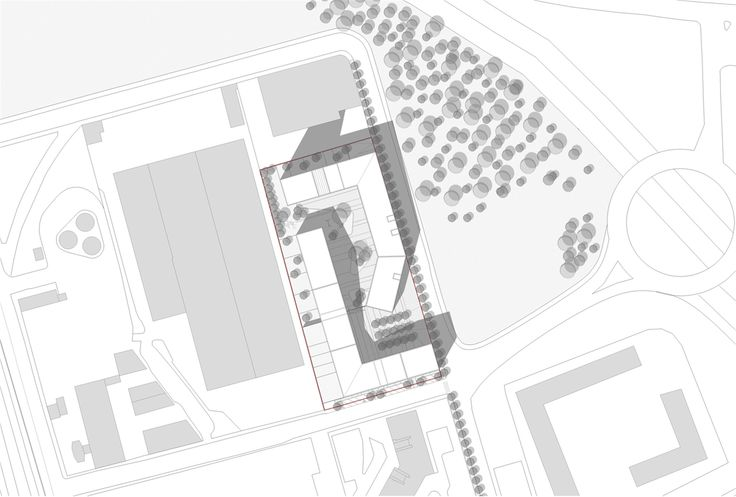 OPERASTUDIO - Project - Medici del Vascello 14 Social Housing #Milan #Urban