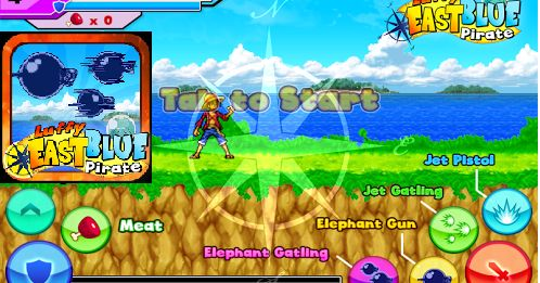 One Piece Luffy Eastblue Pirate APK v1.1.1 (Offline) for Android - One-Piece Games | Android, PS, PC, Online