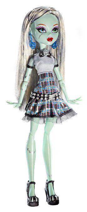 Monster High It's Alive Frankie Stein Doll