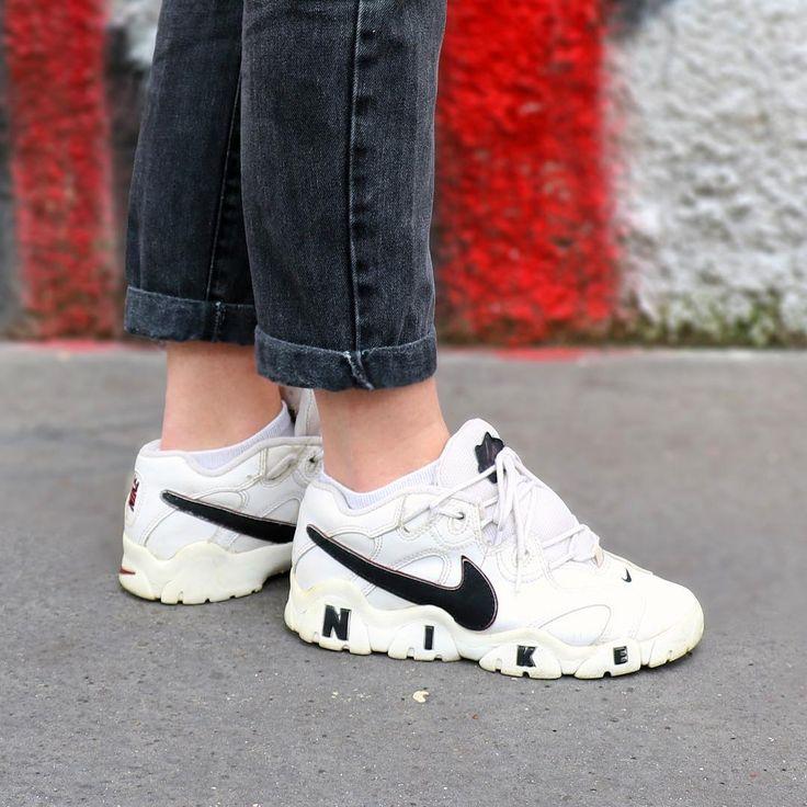 Sneakers femme - Nike vintage (©curly_paups)