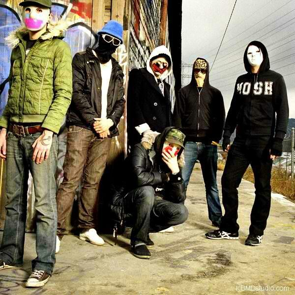 Backyard Band Keep It Gangsta: 1000+ Images About Hollywood Undead On Pinterest