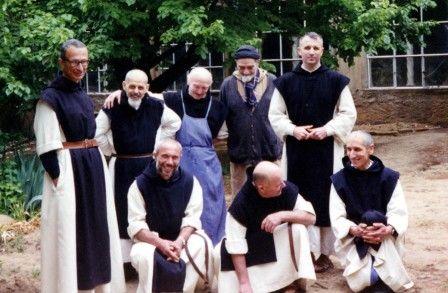Alain Juppe et les moines de Tibhirine