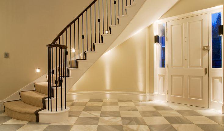 Hallway Lighting Design   John Cullen Lighting