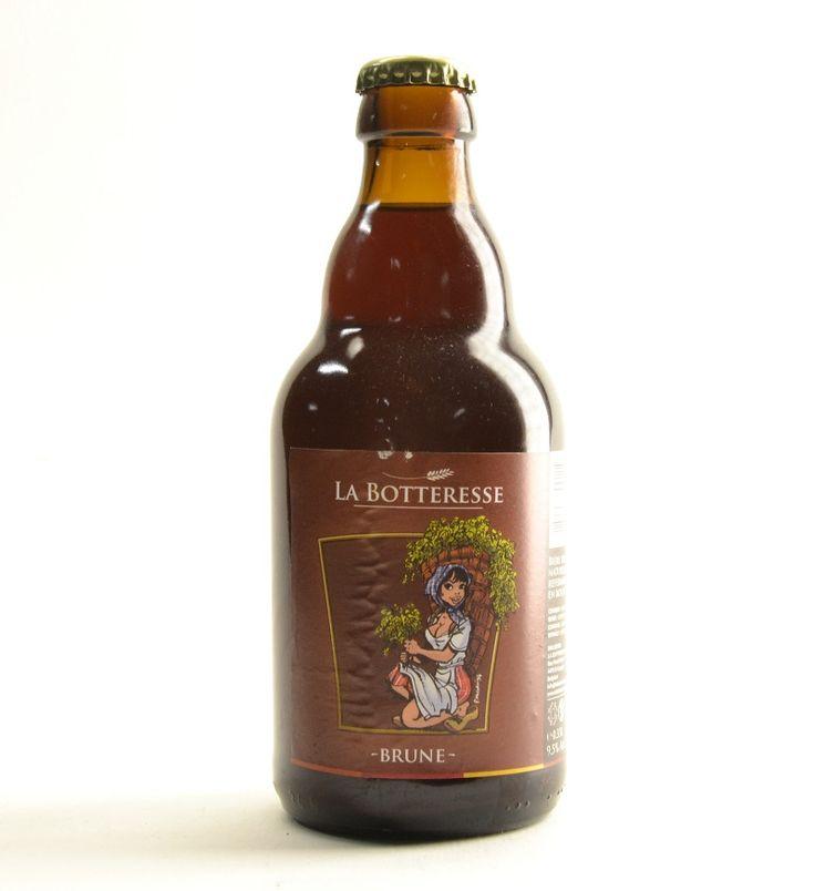 La Botteresse Brune #botteresse #belgianbeer #beer