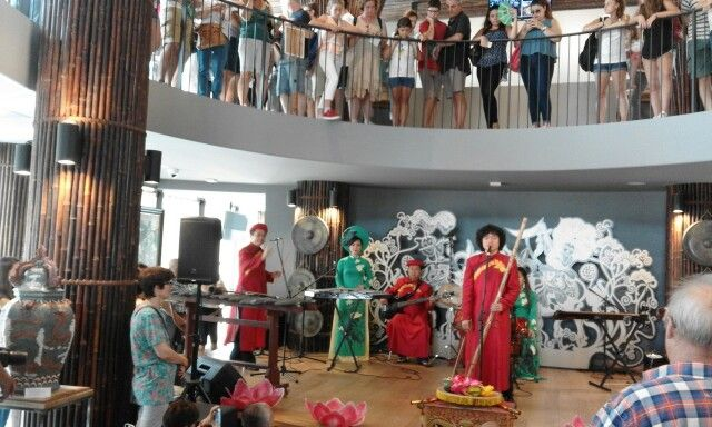 Expo Milano15: Padiglione  Vietnam