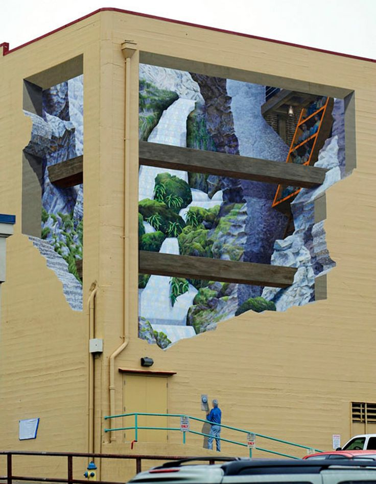 1000 images about exterior walls design on pinterest for Mural on building