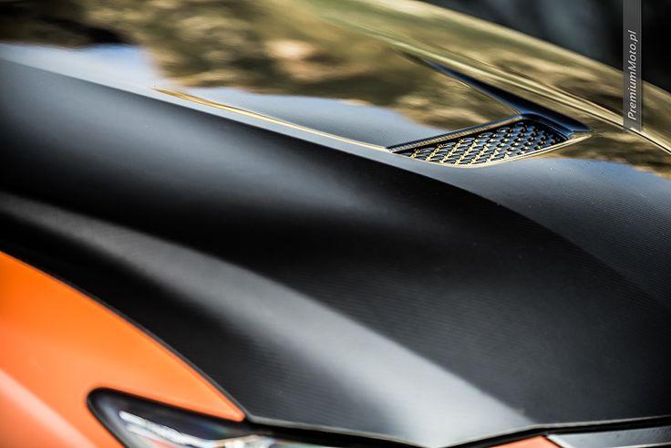 Lexus RC-F Carbon and real carbon fiber hood. #lexus #carbon #hood.