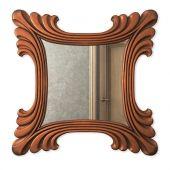 Mirror Charleroi 120x120
