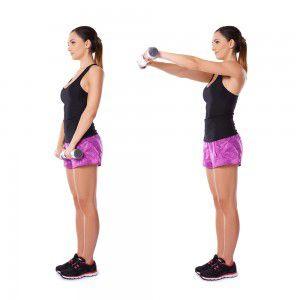 A personal Débora Praxedes preparou uma sequência de 5 exercícios para ter braços fortes e definidos que vai fazer a sua cabeça. Você vai adorar!