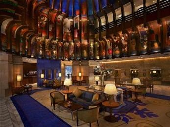 Chaitya, the lobby at ITC Maurya New Delhi, shared by one of our guests on Tripadvisor.