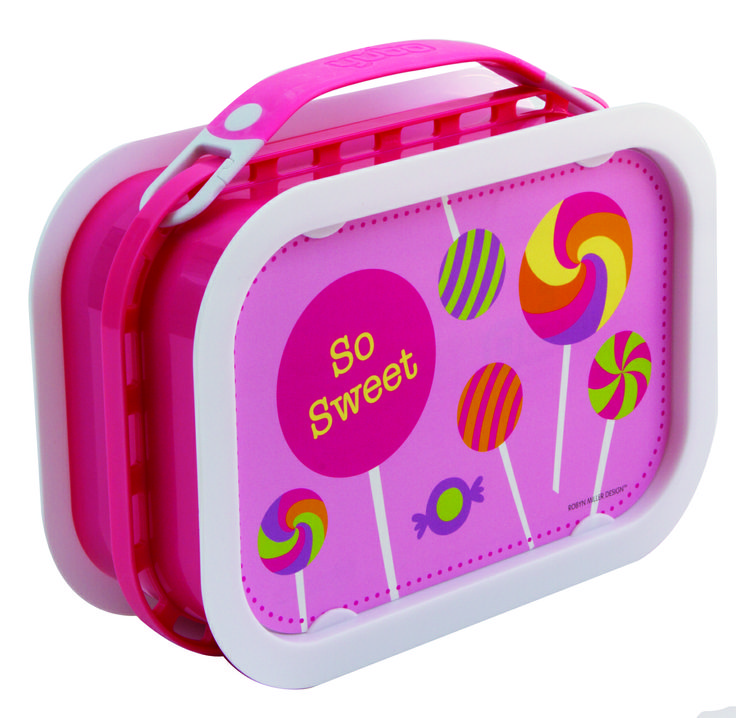Creative Kidlets 101 - Yubo Lunchbox - Lollies (Pink), $29.95 (http://www.creativekidlets101.com.au/out-about/lunchboxesyubo-lunchbox-lollies-pink)