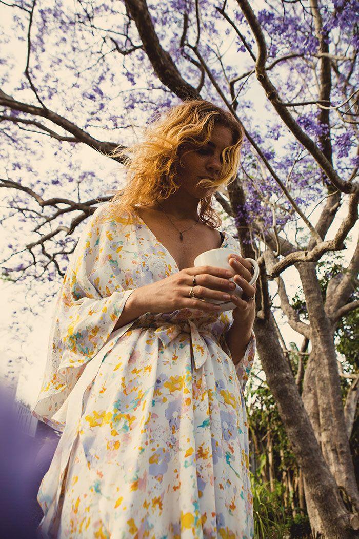 Sally Patti   Coral Latella   High Summer   Vintage Inspired   Gypsy girl   Babe   Byron Bay   Run in the Shadows