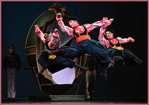 Nutcracker Russian Dance | SF BALLET'S NUTCRACKER – Gorgeous Holiday Treat