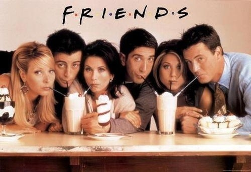 """Do you have friends?"" ""Yes, all ten seasons."" -- this is actually kinda sad  xD"