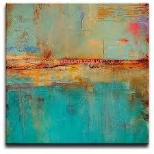 Resultado de imagen para cuadros decorativos abstractos rectangulares tonos azules