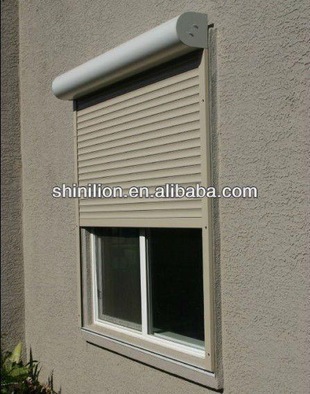Best 25 rolling shutter ideas on pinterest diy interior - European exterior window shutters ...