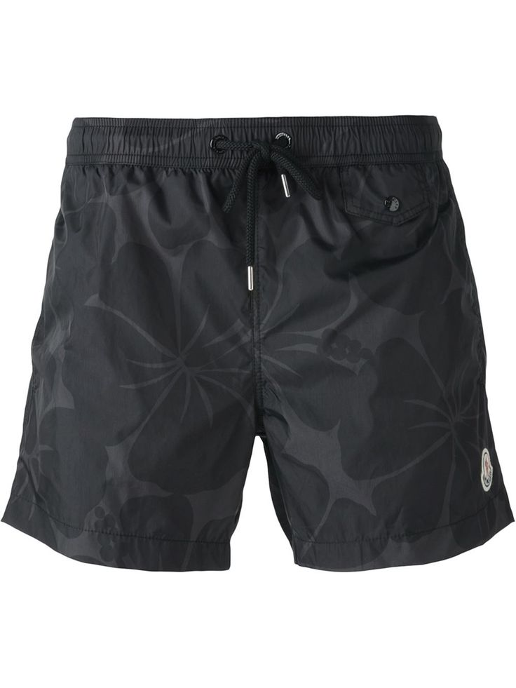 #moncler #swimpants #shorts #men #beach #wear #fashion #floral #prints #summer  www.jofre.eu