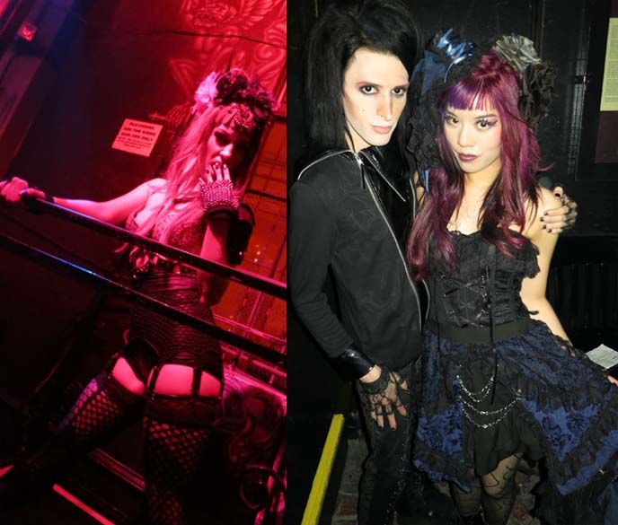 LA's BEST Goth & Industrial clubs!    I review Bar Sinister & Das Bunker in Los Angeles. What do you think of the party scene?    http://www.lacarmina.com/blog/2012/11/la-goth-clubs-bar-sinister-hollywood-das-bunker-gothic-industrial-dance-club-nights-los-angeles-parties-bands/