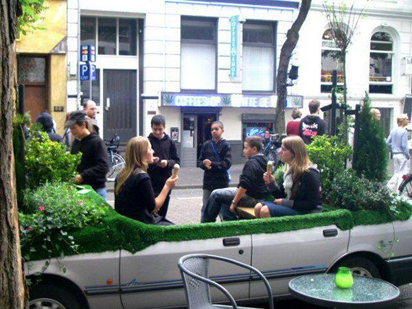 #Adelaide makes top 10 Park(ing) Day list!