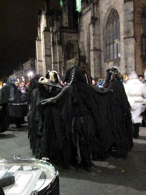 Samhain Festival in Edinburgh Scotland by Star Cat, via Flickr - It was beyond magical.