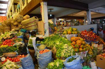 market, Sucre, Bolivia