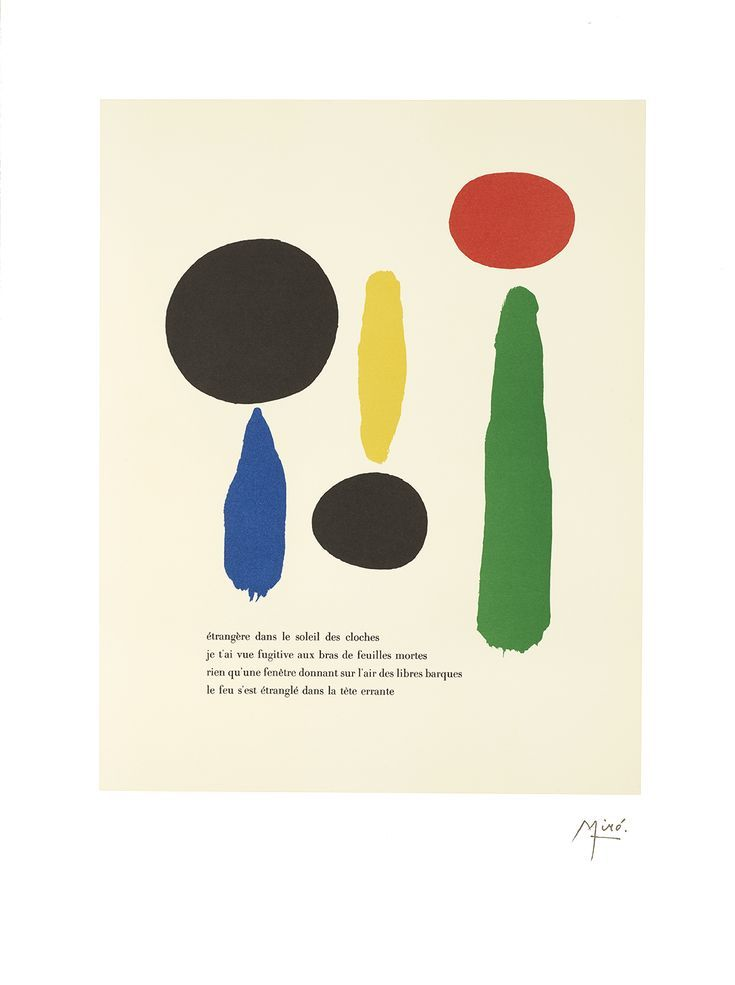 Joan Miro Poster Poster Constellations Joan Miro Paintings