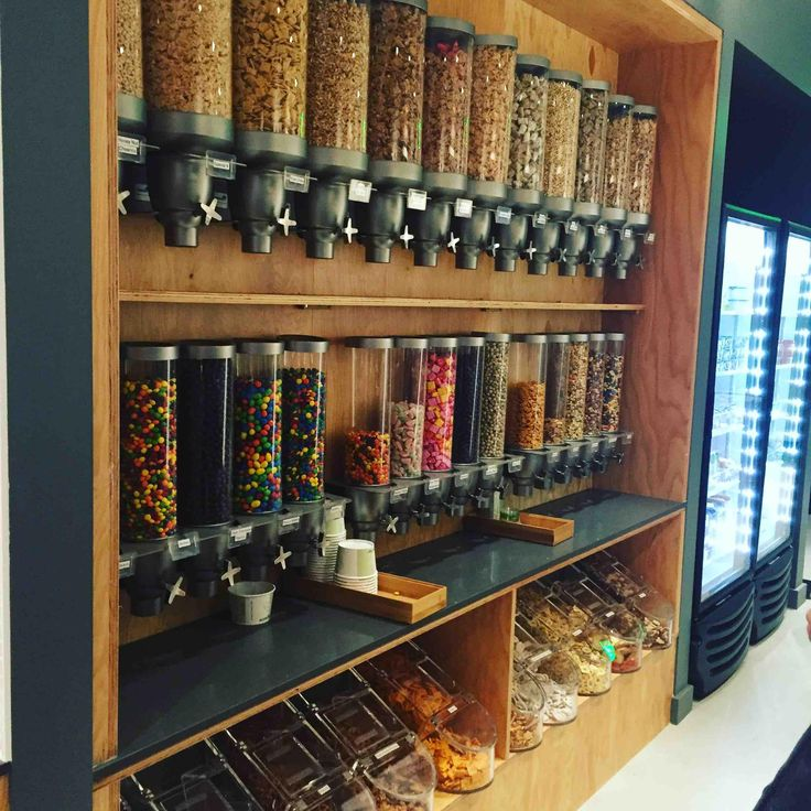 Love the way our dispensers look @Pinterest HQ in San Francisco!
