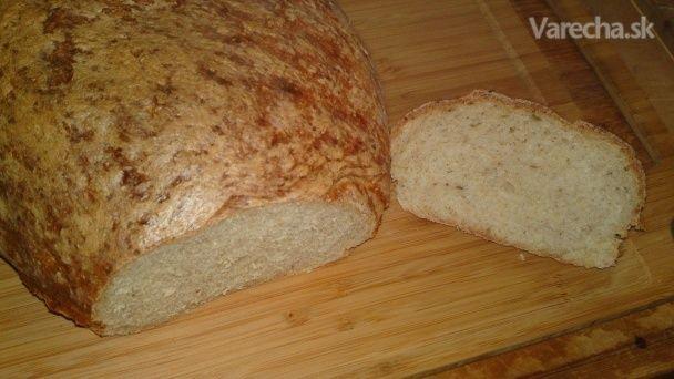Pšenično-ražný zemiakový chlieb (fotorecept)