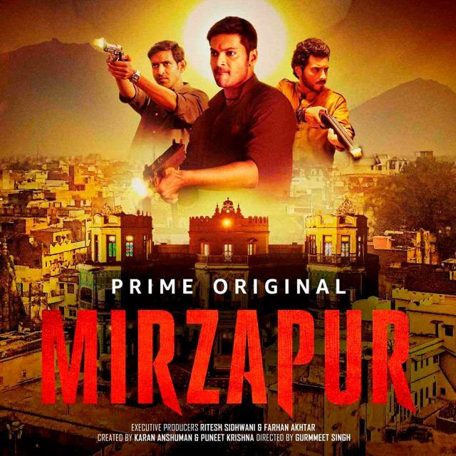 Mirzapur 2018 Hindi Season 1 Complete Watch Online Full Hd Watch New Movies Online New Movies To Watch Bollywood Movies Online