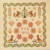 "Gallery.ru / irinask - Альбом ""1982 - Ida Winckler - Aarets Korssting 1982. Nye Navneklude"""