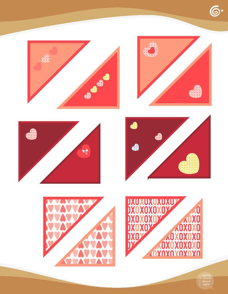 Resultado de imagen para Triángulos para la Tarjeta Squash
