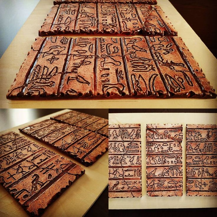My handmade ceramic hieroglyph tablets #ceramic #handmade #art #egypt #ancient #history #hieroglyphics #brown #old #3 #natgeotravel #natgeo #discovery #designs #design #decor #decoration  #indoor #instago #instagram #instagood #insta #igers #igdaily #instadaily #picoftheday #samsunggalaxys7 #sanat #seramik #antik http://turkrazzi.com/ipost/1524752701958426416/?code=BUpAoECjI8w