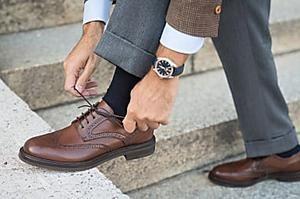 Scopri le scarpe da uomo adatte ad ogni occasione. Entra in Velasca