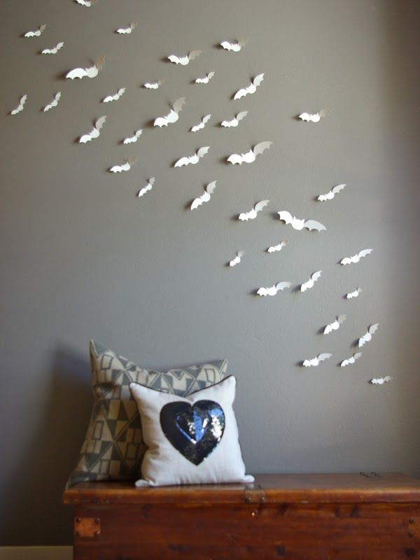 the result is wall art that offers a subtle nod to halloween elegant halloween decorations