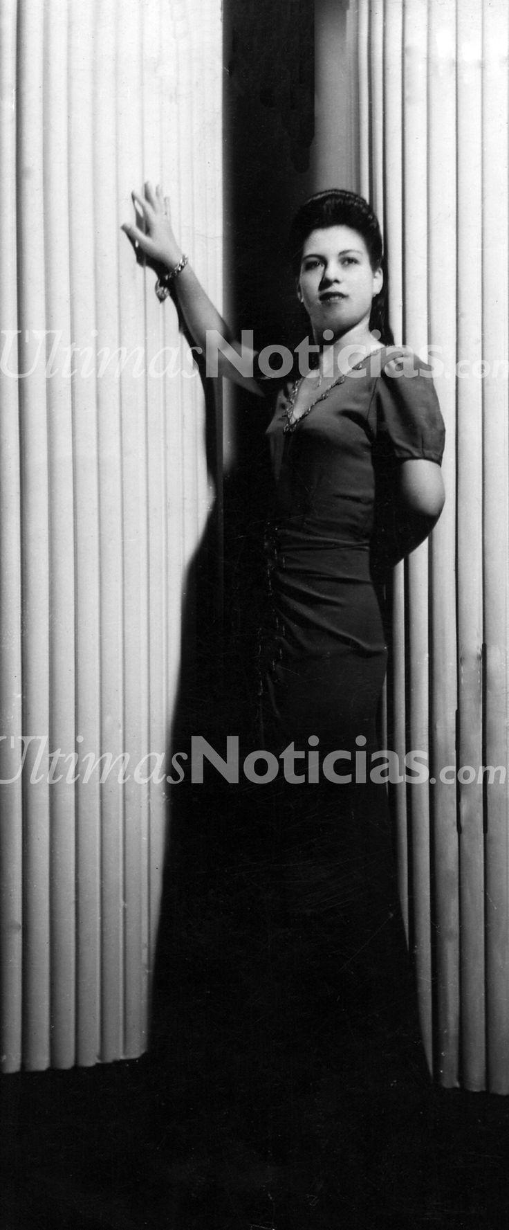 Amalia Pérez Díaz, mejor conocida como Doña Amalia, fue una  actriz chilena-venezolana destacada en las telenovelas venezolanas: La doña, Topacio, La dama de rosa, Mi gorda bella, La niña de mis ojos, Raquel, La italianita y otros éxitos de la época dorada de la televisión en Venezuela. Foto: Archivo Fotográfico/Grupo Últimas Noticias