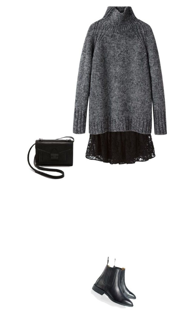 """""""Untitled #132"""" by trine-lykke ❤ liked on Polyvore featuring Chloé, Vanessa Bruno Athé and Loeffler Randall"""