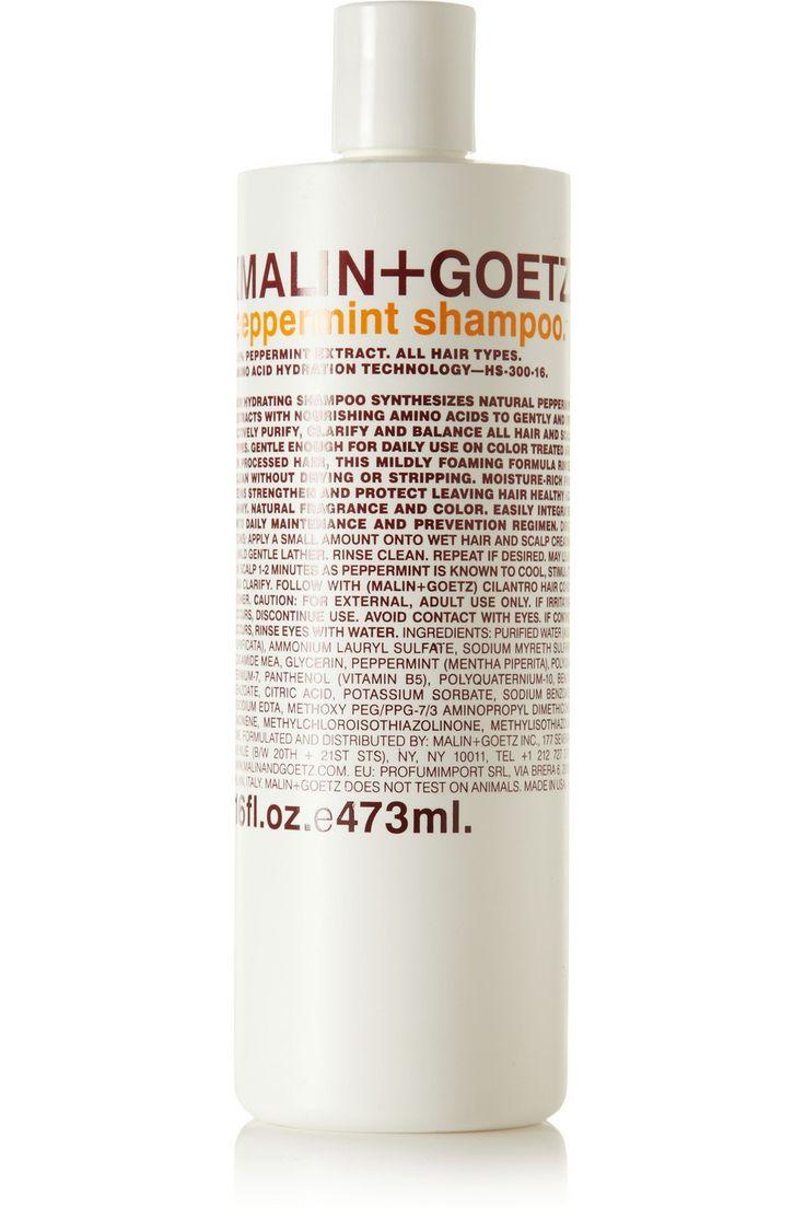 Malin + Goetz|Peppermint Shampoo, 473ml|NET-A-PORTER.COM