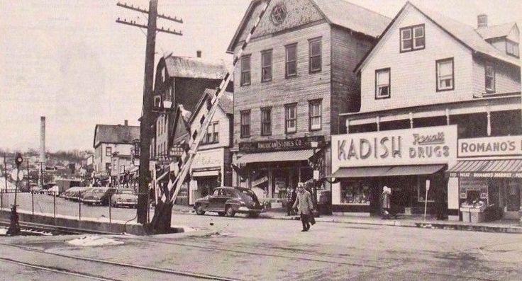 Butler NJ 1950 | Vintage Morris County New Jersey | Pinterest