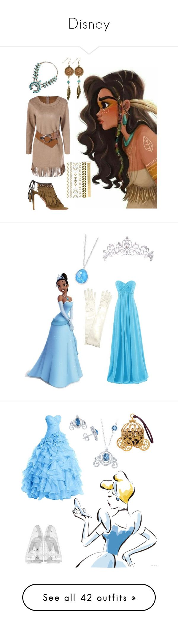 """""""Disney"""" by gryffindormermaid ❤ liked on Polyvore featuring Disney, Aquazzura, American Coin Treasures, Printed Village, John Lewis, CO, Ippolita, Dolce&Gabbana, Aquatalia by Marvin K. and Forte Forte"""