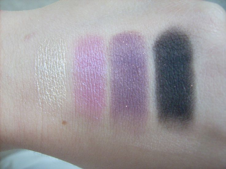 MAC eyeshadows - swatches: Nylon, Stars 'n' Rockets, Trax, Beauty Marked. http://dianabeautymix.blogspot.ro/2013/04/farduri-mac.html