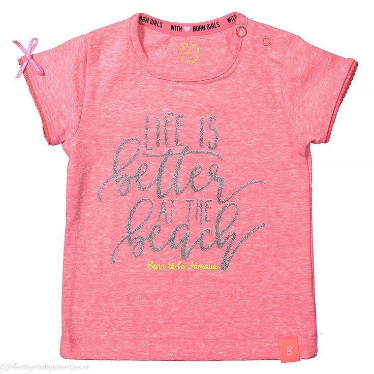 Diversen Born 2B Famous t-shirts voor jongens en meisjes nu te bestellen! √ Gratis achteraf betalen √ Gratis ruilen √ Dezelfde dag geleverd √ Grote voorraad - SHOP NU!