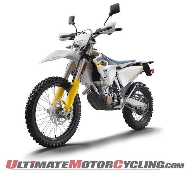 2015 Husqvarna Dual Sport Motorcycles | 2015 Husqvarna Dual Sport FE 350 S and FE 501 S – First Look