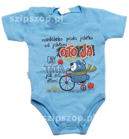 Dziękujemy za ostatnie dni intensywnej ubrankowej pracy:) A tymczasem w SzipSzop.pl pojawiły się nowe body niemowlęce ze śmiesznymi napisami. https://goo.gl/f6dJ5v