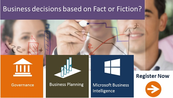 6 MARCH - Dynamic Business Planning with Microsoft Business Intelligence Sydney. Do you have real-time insight into your business? Wednesday, March 6, 10:00 AM. 1 Epping Road, North Ryde.