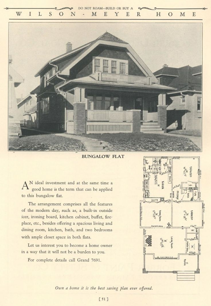 Wilson Meyer Homes  1928  Wilson Meyer Investment Co  From the Association. 17 Best images about The 1920s home   a catalog history  on